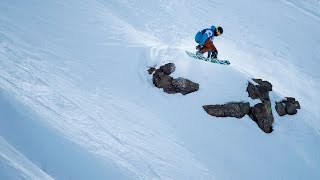 The North Face Chilean Freeride Championship 2016