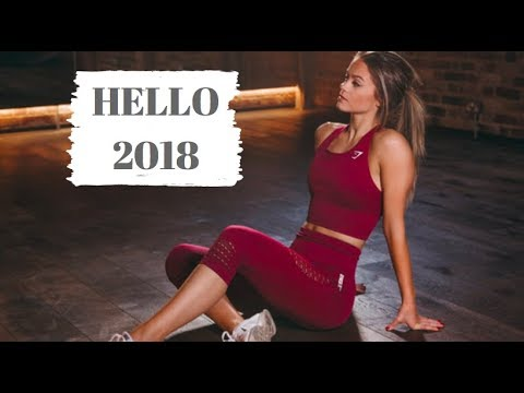 HELLO 2018 // Goals, throwbacks & announcement!
