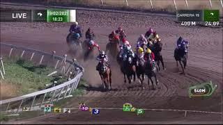 Vidéo de la course PMU PREMIO GALANTE JOVEN HANDICAP