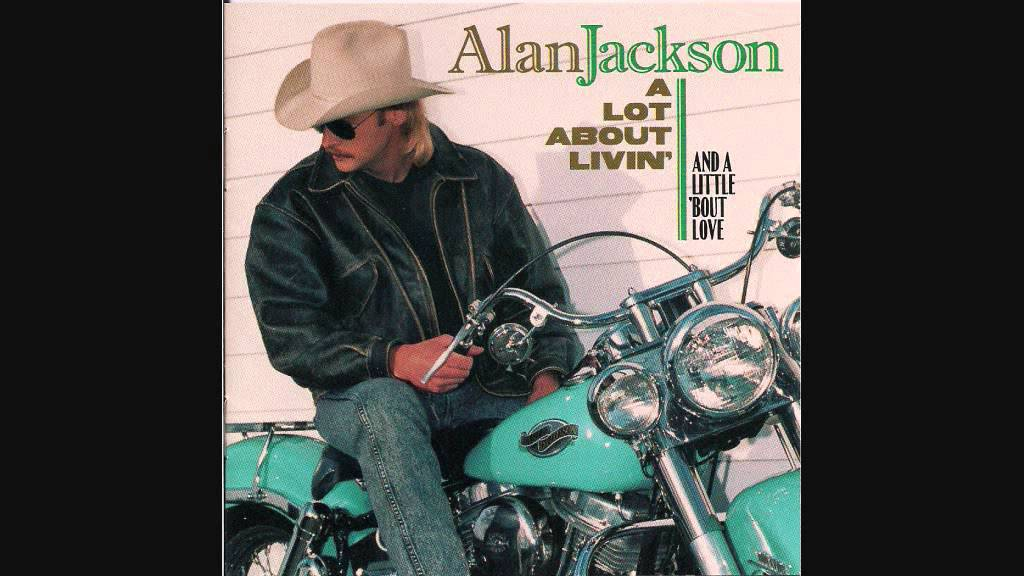 Alan Jackson - Mercury Blues - YouTube