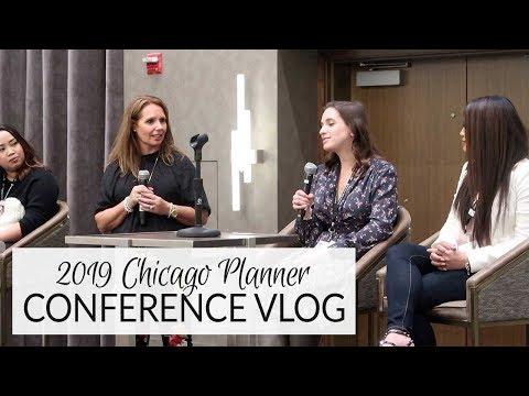 Vlog   2019 Chicago Planner Conference