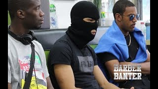 Who's to blame for London's rise in violent crime? Pt1 | Barber Banter: Episode 8