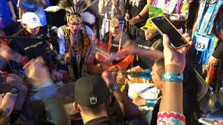 Ho-Chunk Drum - Lyndon Station, WI | Northern - Gathering Of Nations Powwow 2018