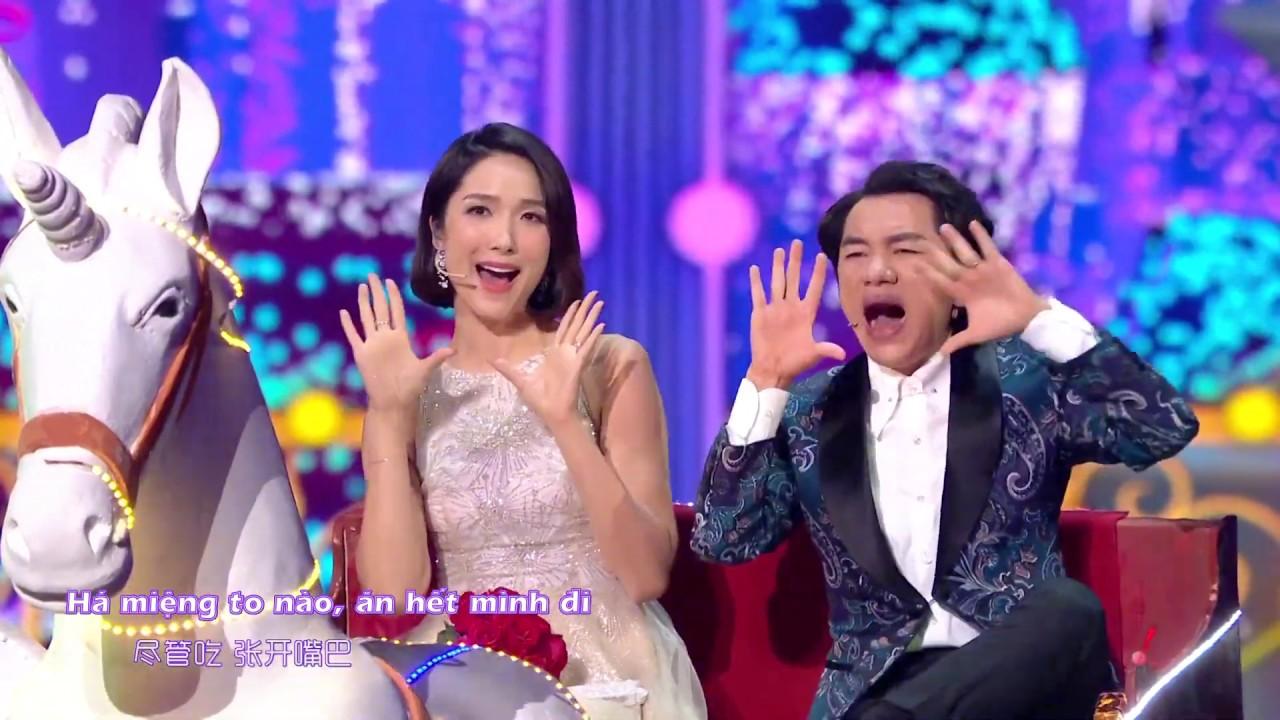 [2019 Đêm cuồng hoan Tmall 11.11] Cách anh yêu em - Vương Tổ Lam , Lý Á Nam