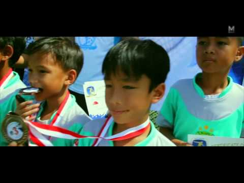 4K INDONESIA VS SINGAPORE Youth  (Trekkers Soccer Camp & Tournament 2016 )
