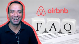 Gambar cover Imperiobnb Answers you   Airbnb FAQ   Episode 02