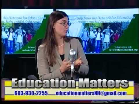 Education Matters Episode 38 October 27, 2014 Kate Baker, Network for Educational Opportunity (NEO)