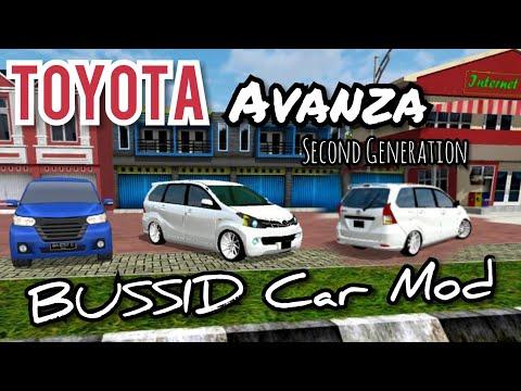 Toyota Avanza Car Mod For Bus Simulator Indonesia Sgcarena