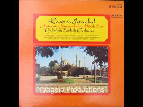 D JAMELLAS DELIGHT  - Ethnic Turkish Orchestra  - Mace Records M10031   USA