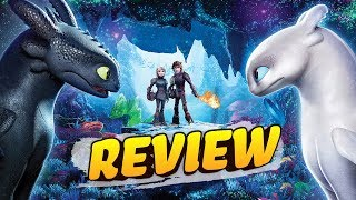 How to Train Your Dragon: The Hidden World - English Movie Trailer, Reviews, Songs