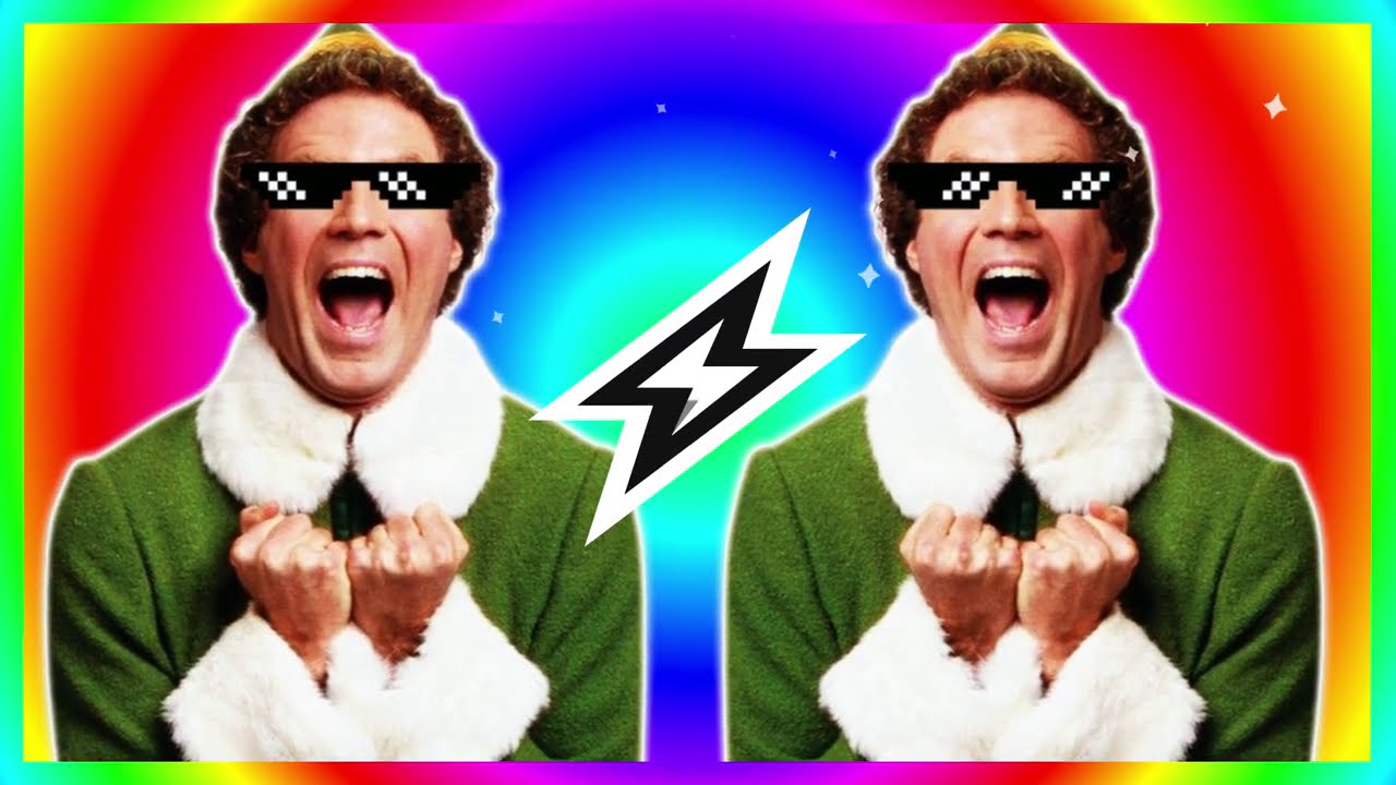 """ELF """"SANTA OMG!"""" SONG (TRAP REMIX) - PONZOO"""
