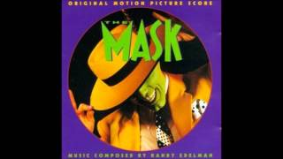 The Mask Soundtrack - The Man Behind The Mask