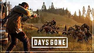 DAYS GONE - UNA HISTORIA DE PELICULA! #1