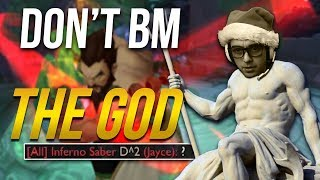 DON'T BM THE GODYR! - Trick2G