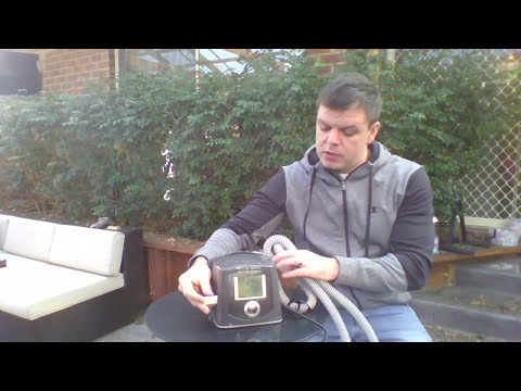 Fisher & Paykel ICON + Plus CPAP Machine Tutorial
