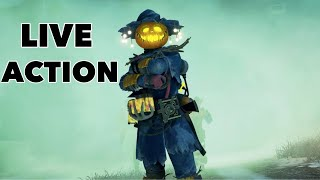 Apex Legends Ranked Live Action Halloween Update With HQ Gaming! (Grind To 500 Subs) Lets Grow!