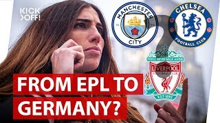 3 Players who should leave the Premier League for the Bundesliga | Chelsea, Man City and Liverpool