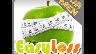 Virtual Gastric Band for Men - Weight Loss App