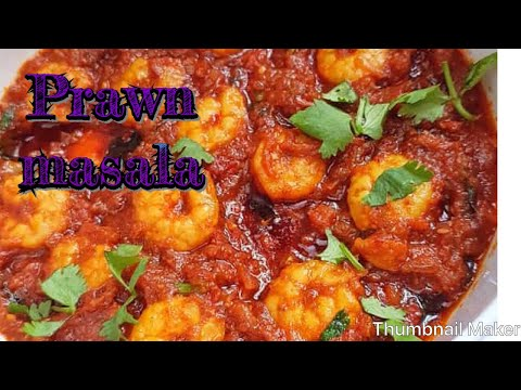 How to clean prawn to curry making in tamil |prawn cleaning|prawn curry|prawn recipe