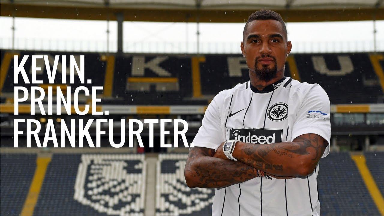 Kevin Prince Boateng Frankfurt