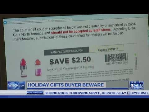 How to avoid bogus coupons shared across social media