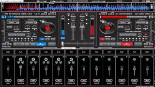 Cumbia Variados Enganchados 2013 DJ Joonataan [Demostracion Virtual DJ]