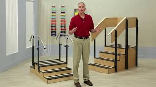 Physical Therapy Staircases