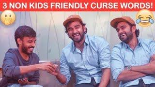 Strictly 18+ 🙊 | Ashok Selvan & Leon James plays #ShotsOrShare | Ultimate Answers 🤣
