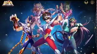 Saint Seiya Tencent - Web Intro