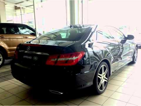 2010 Mercedes Benz E Class E500 Be Coupe 7g Tronic Auto For Sale On