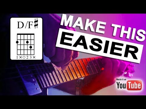 SLASH CHORD - Unknown Chord Patterns (MADE EASIER)
