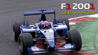 Formula 1 Season Review 2001 HD