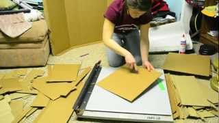 Repeat youtube video What can YOU do with cardboard?