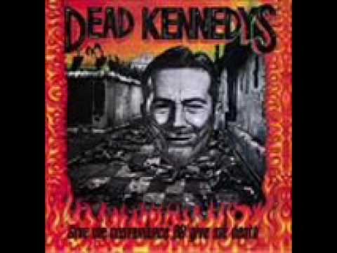 Dead Kennedys-California Uber Alles w/lyrics