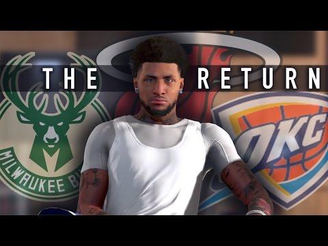 NBA 2K16 MyCAREER S4  THE RETURN!!! Shawn Harris Joins The...