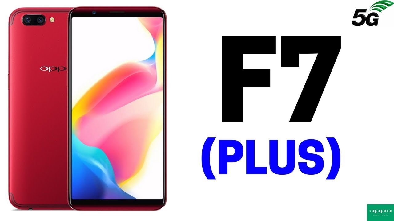 Oppo F7 Plus With 5g 8gb Ram 256 Storage Dual Camera Selfie