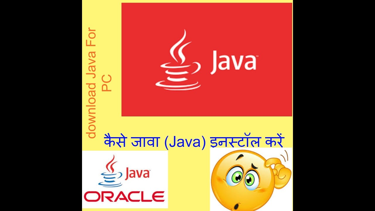 How To Download And install Java(Jdk) on windows XP,7, 8,8 1, & windows 10