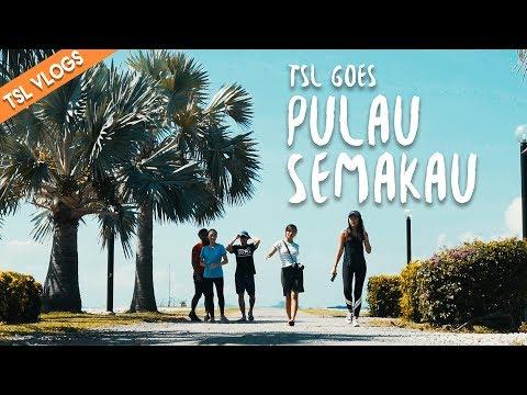 TSL GOES TO PULAU SEMAKAU   TSL Vlogs