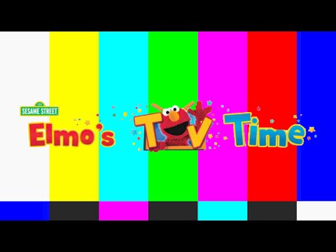 Elmo's TV Time! at Universal Studios Singapore