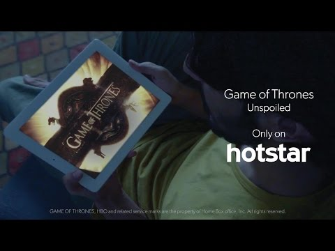 Game of Thrones | Hotstar's Premium Membership | Oath Film from YouTube · Duration:  51 seconds
