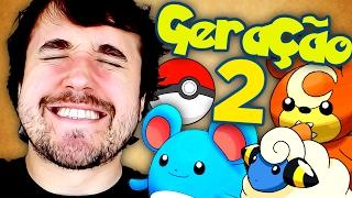 SEGUNDA GERAÇÃO! - Pokemon Go (Parte 44) thumbnail