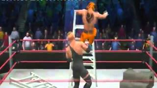 YWE Extreme Rules 2011 Highlights
