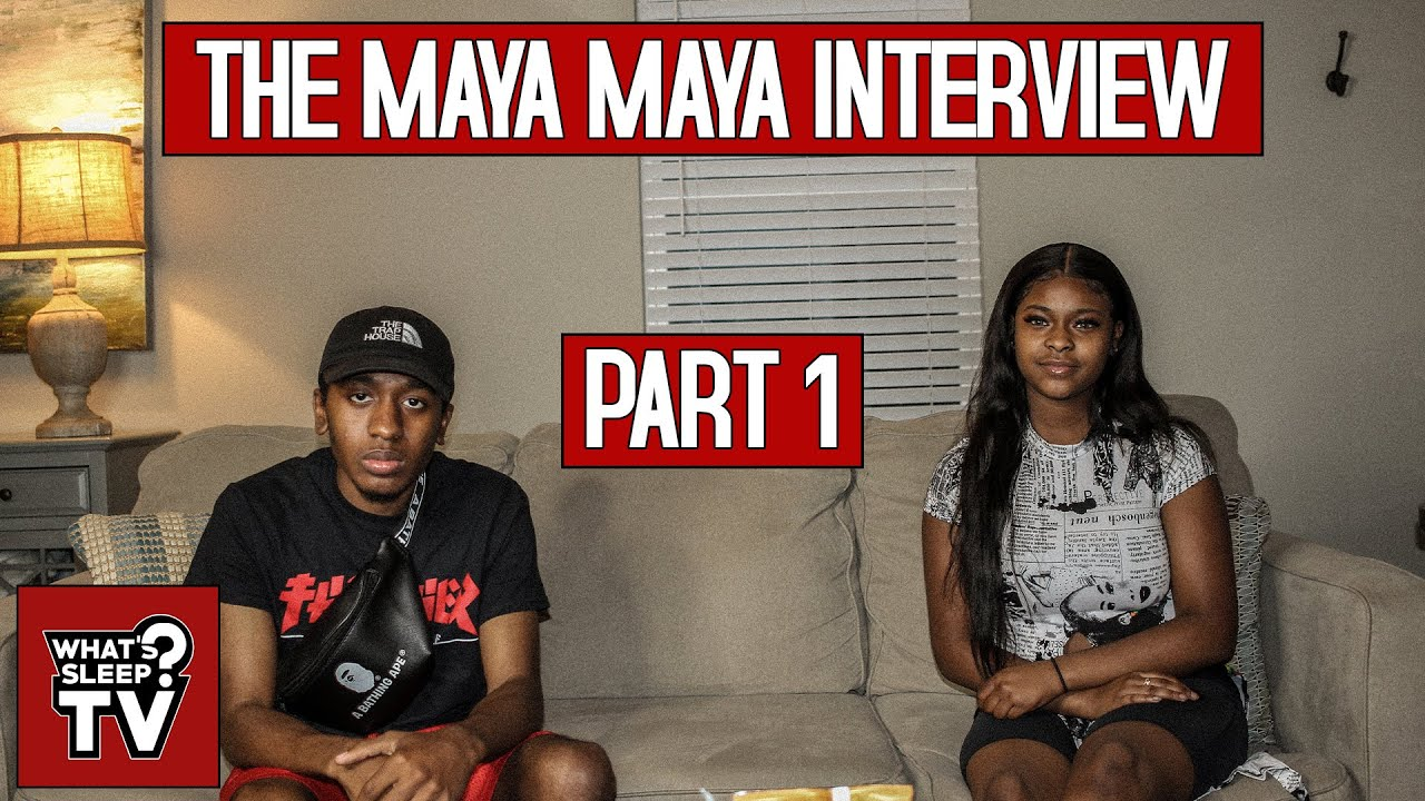 "Maya Maya Talks Growing Up In South Memphis ""I've Been Thru A Lot But I Use That As Motivation"""