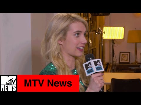 emma-roberts-&-dave-franco-talk-truth-or-dare-while-filming-'nerve'- -mtv-news