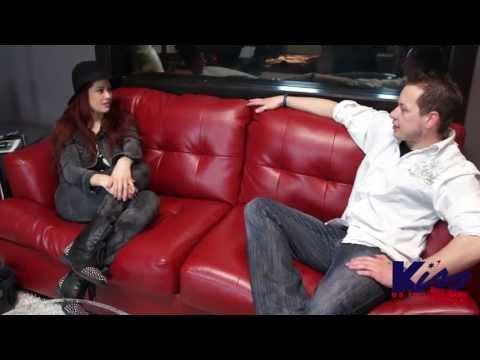 Nikki Williams Interview at Kiss 95.1