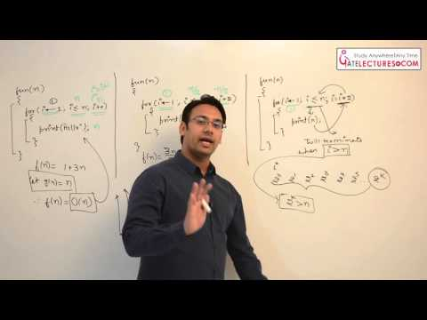 Algorithm Design and Analysis 04 Time Complexity Analysis - Big O Notation