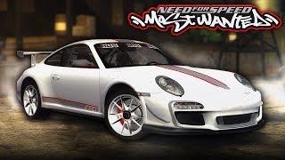 NFS Most Wanted | Porsche 911 GT3 RS 4.0 Mod Gameplay [1440p60]