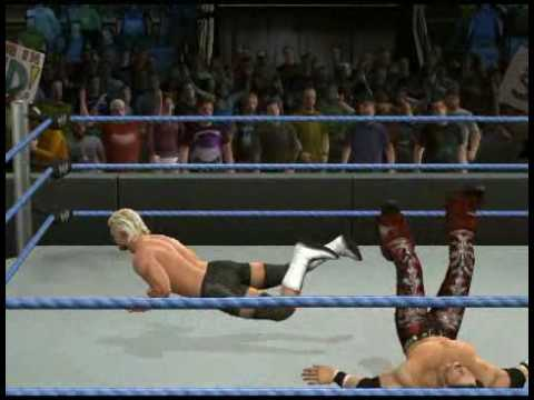 WWE SmackDown vs. RAW 2010 11/26/09 11:36