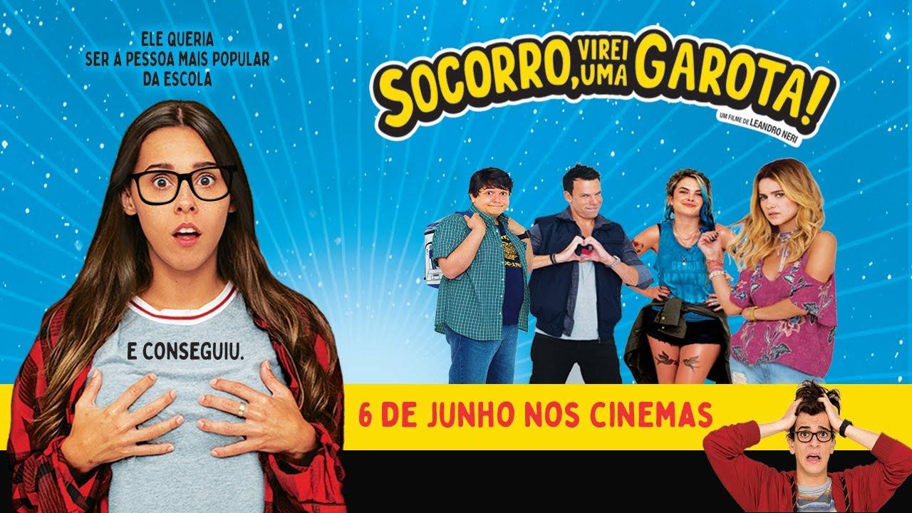 SOCORRO, VIREI UMA GAROTA! : TRAILER OFICIAL  • DT