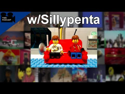 The World of Brickfilms Podcast Ep01 w/Sillypenta